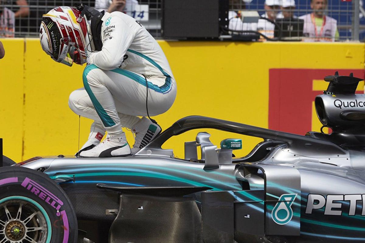 F1 メルセデスAMG F1 フランスグランプリ 2018年のF1世界選手権