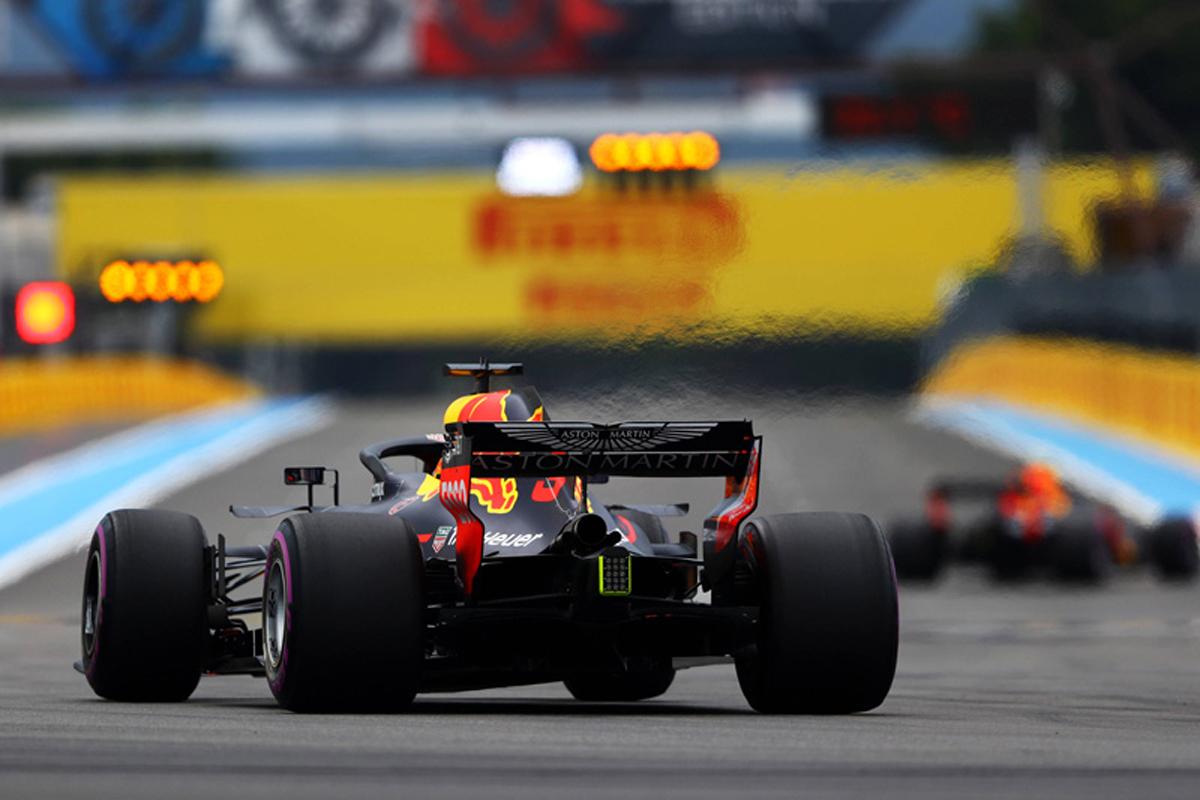 F1 レッドブル・レーシング フランスグランプリ 2018年のF1世界選手権