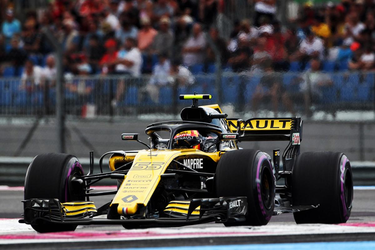 F1 ルノーF1 フランスグランプリ 2018年のF1世界選手権