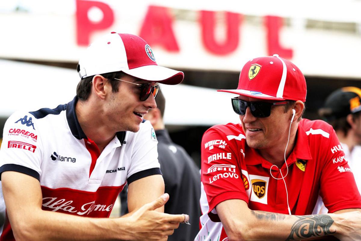 F1 シャルル・ルクレール フランスグランプリ