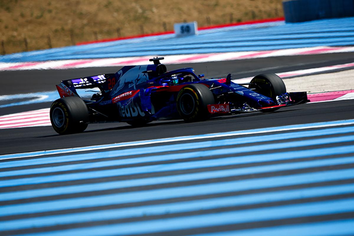 F1 ホンダF1 スクーデリア・トロロッソ