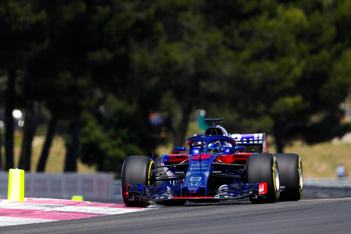 F1 ホンダF1 オーストリアグランプリ
