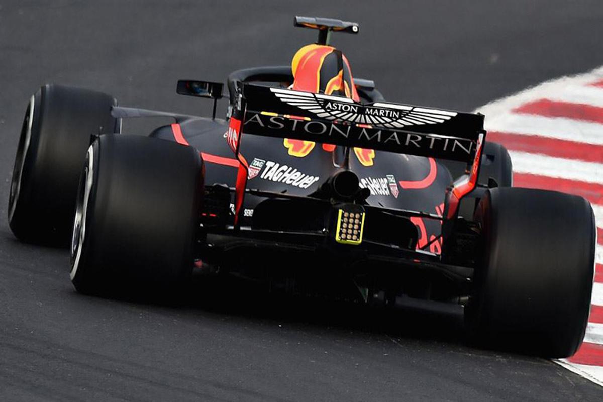 F1 レッドブル・レーシング ルノーF1 ホンダF1