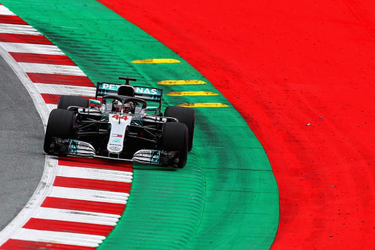 F1 オーストリアグランプリ 2018年のF1世界選手権