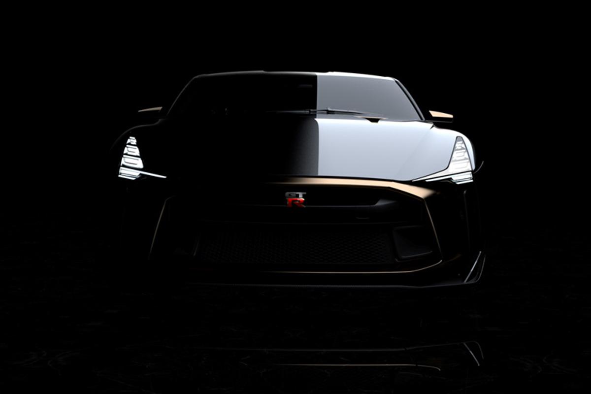 Nissan GT-R50 by Italdesign フロント