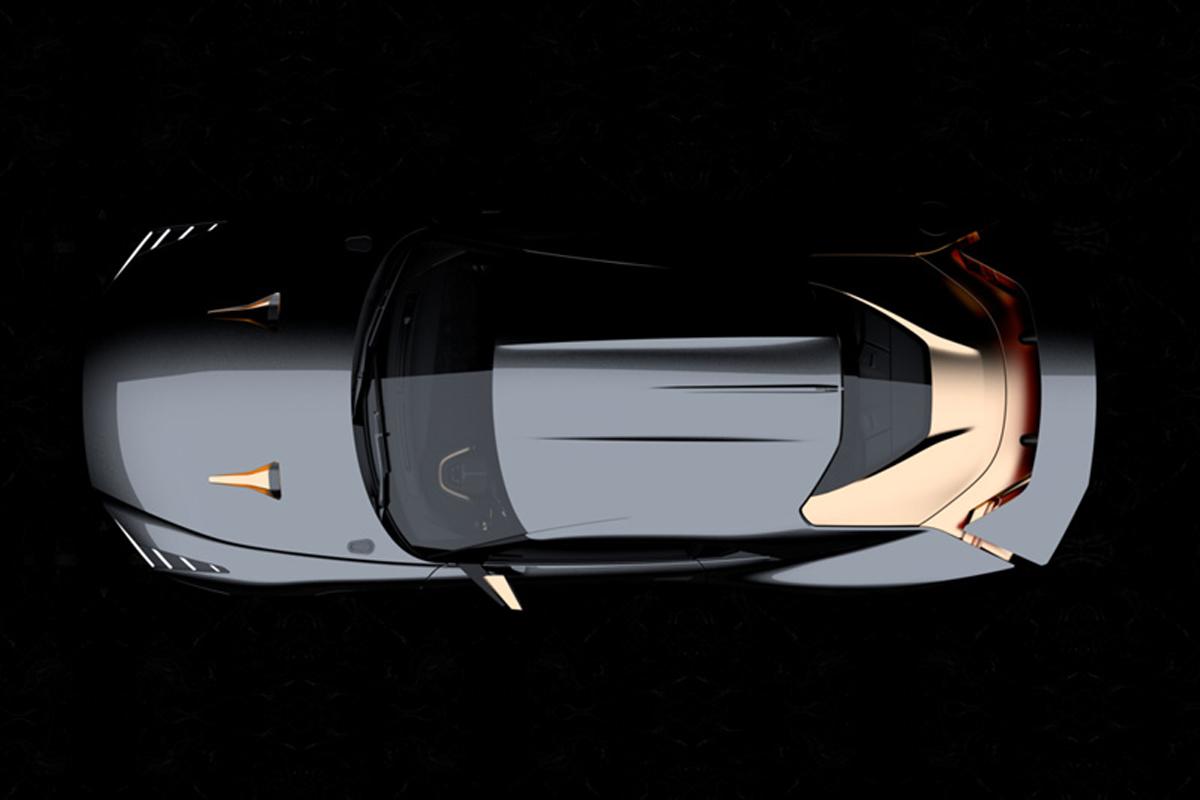 Nissan GT-R50 by Italdesign オーバービュー