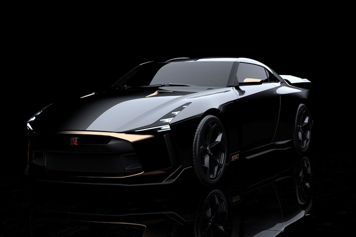 日産自動車 GT-R イタルデザイン