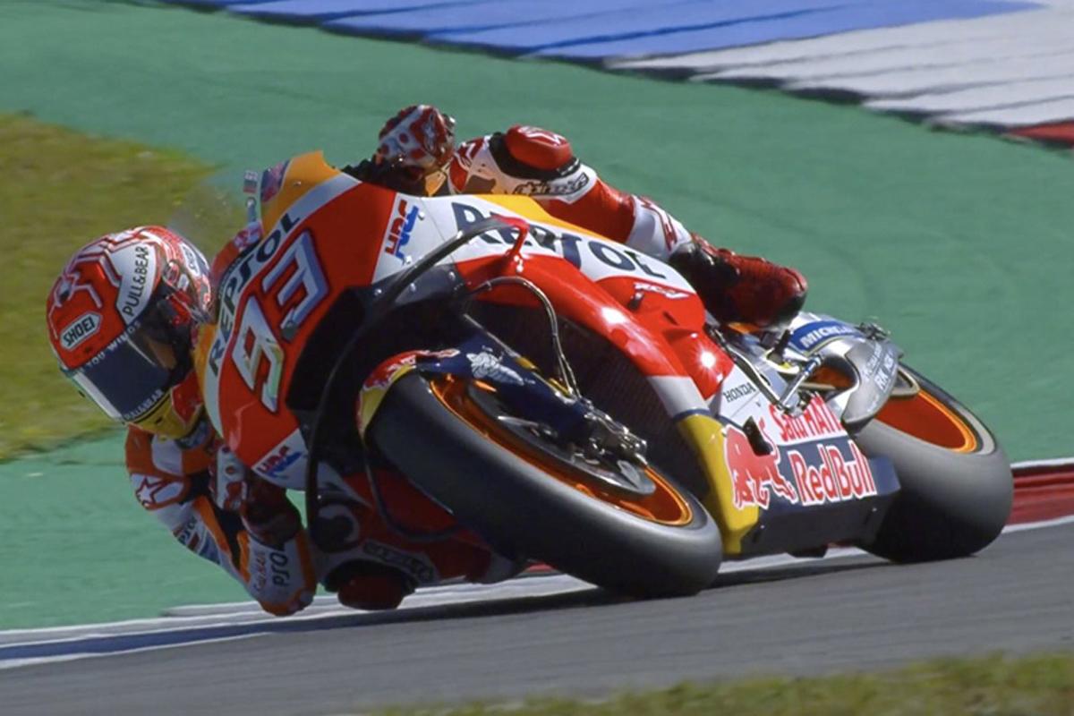 MotoGP オランダグランプリ マルク・マルケス