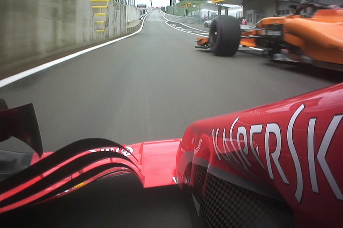 F1 マクラーレン ストフェル・バンドーン