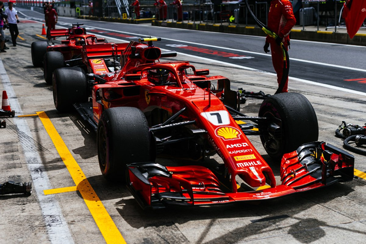 F1 フェラーリ オーストリアGP