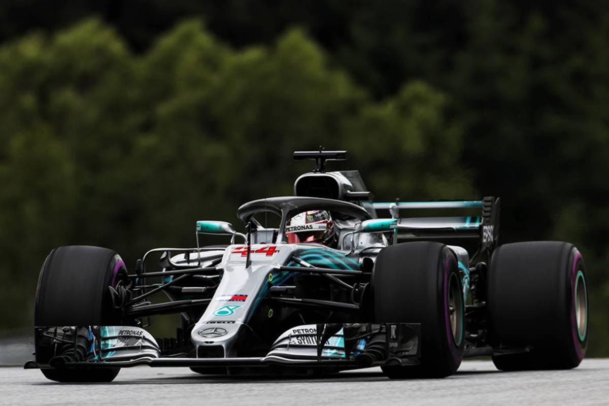 F1 オーストリアGP フリー走行2回目 結果