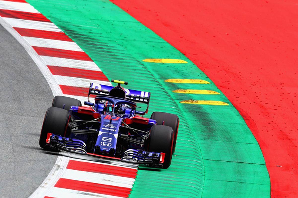 F1 ホンダF1 オーストリアGP