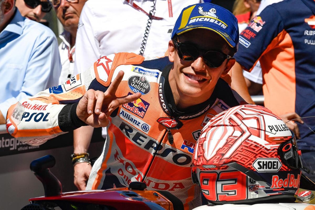 MotoGP オランダGP 予選 結果