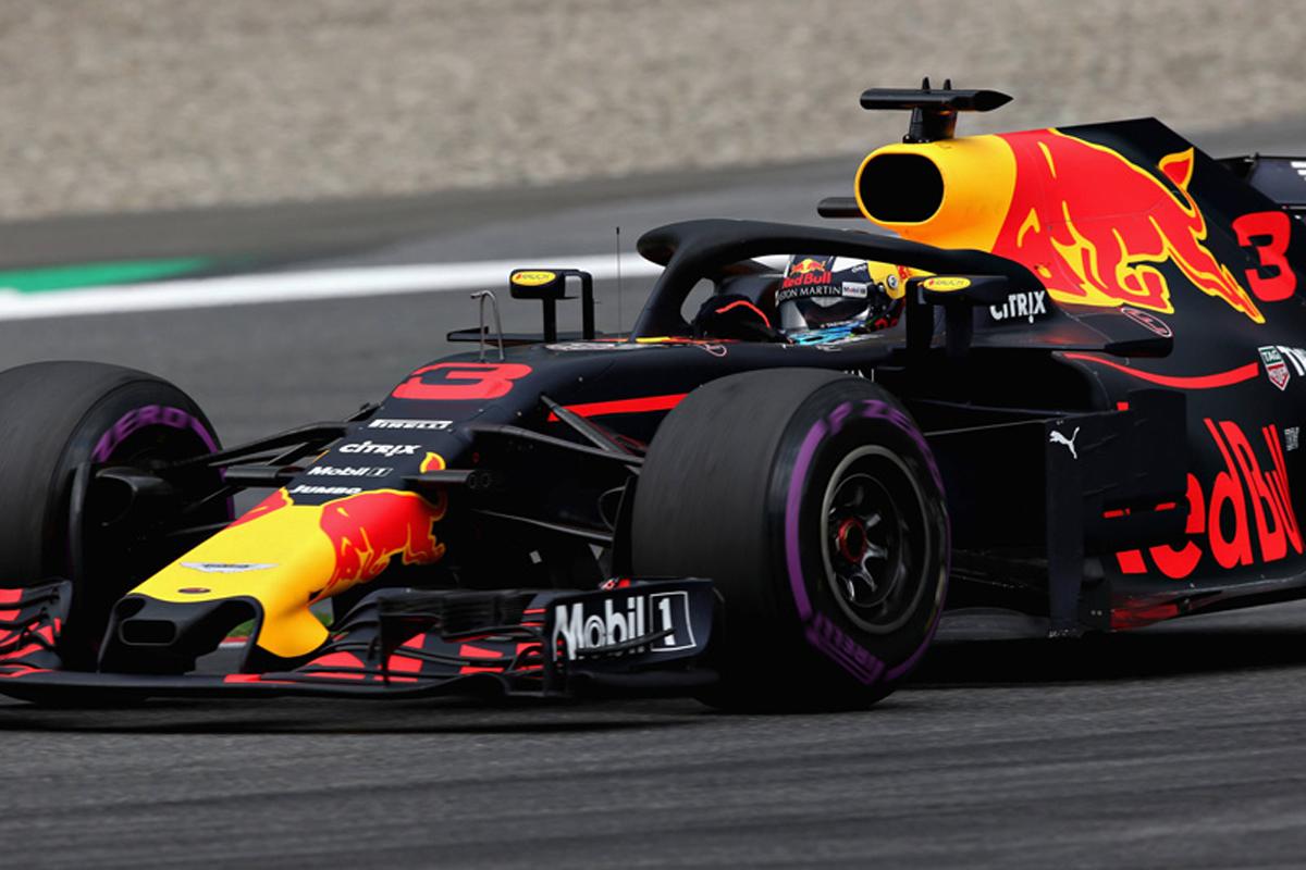 F1 レッドブル・レーシング オーストリアGP