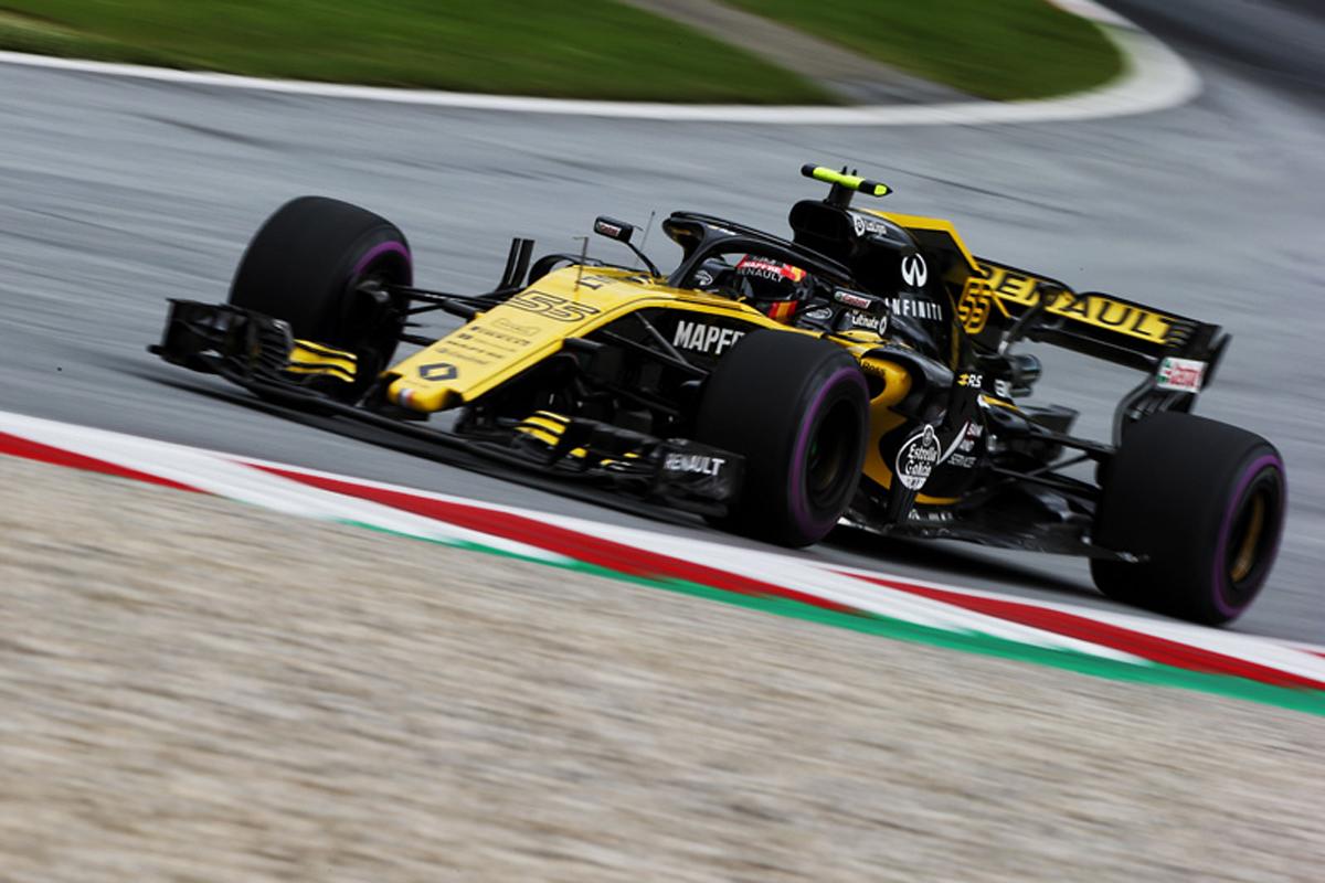 F1 ルノーF1 オランダGP