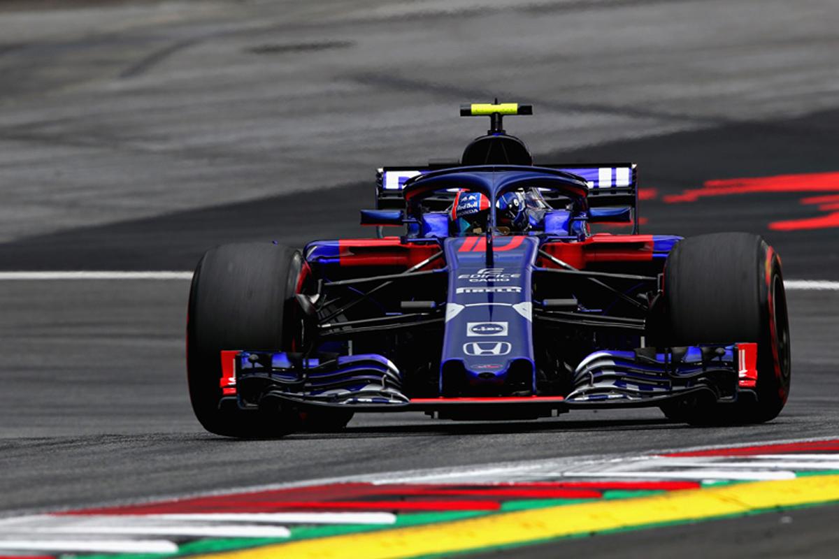 F1 トロロッソ・ホンダ オーストリアGP