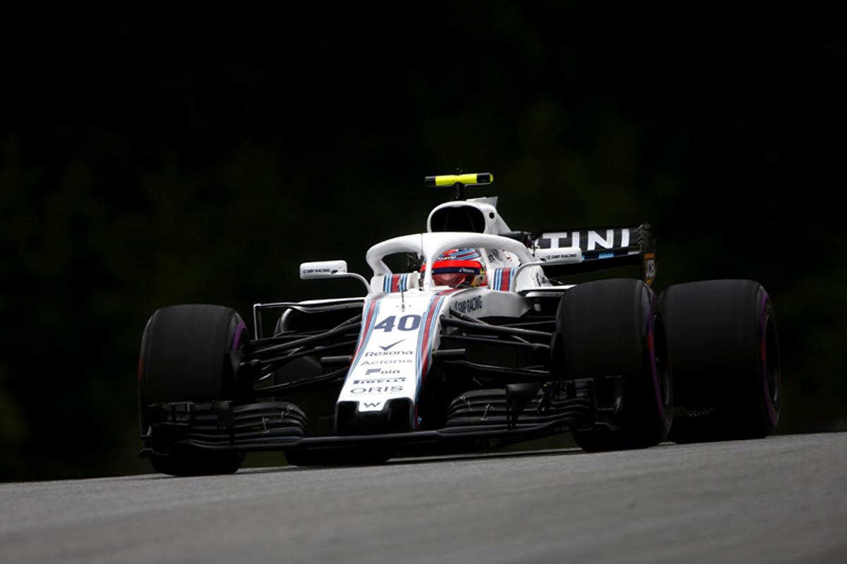 F1 ウィリアムズ オーストリアGP