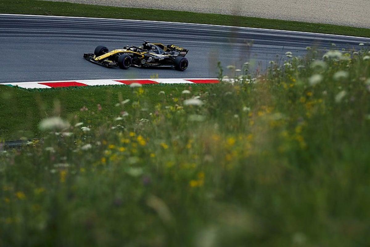 F1 ルノーF1 オーストリアGP