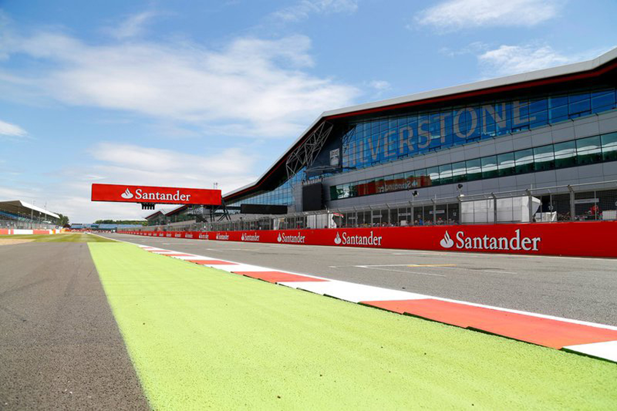 F1 イギリスGP テレビ放送