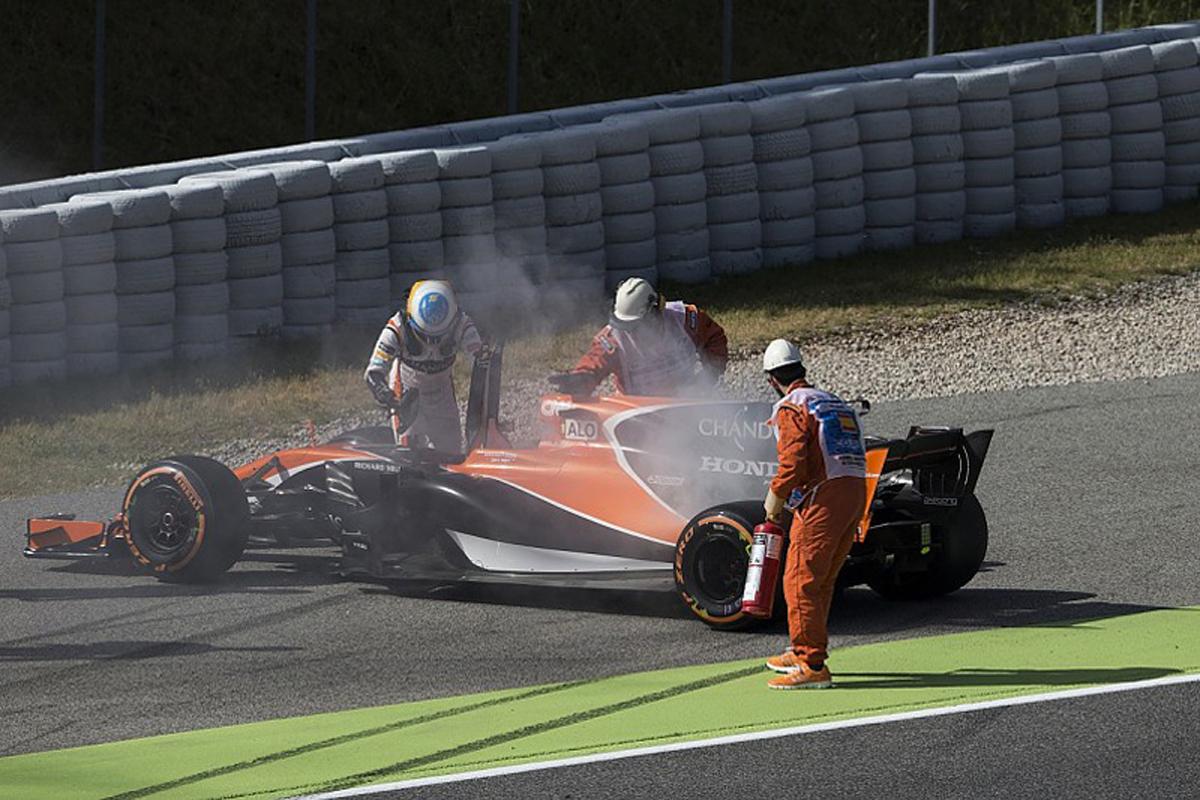 F1 マクラーレン・ホンダ