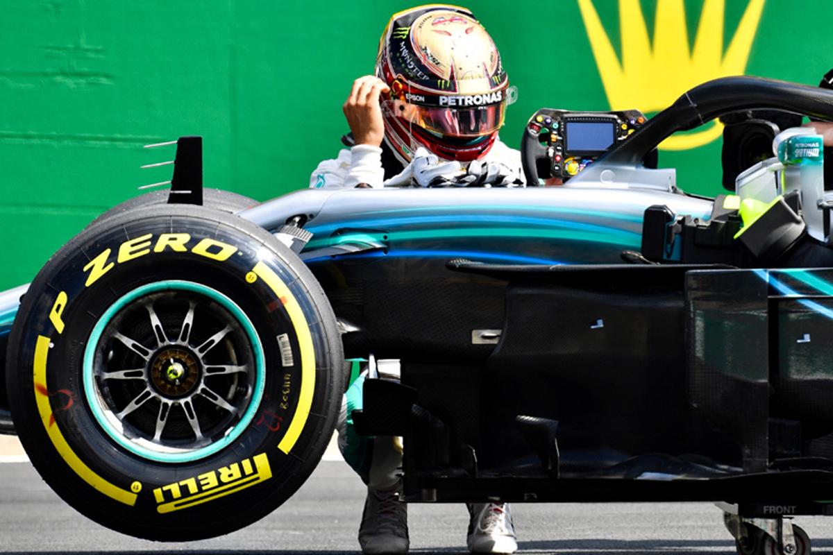 F1 イギリスGP