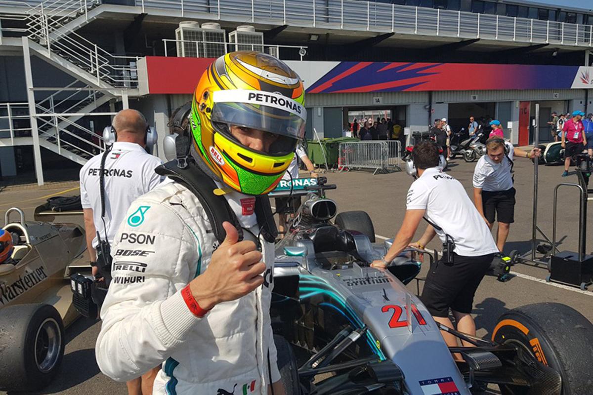 F1 エステバン・グティエレス