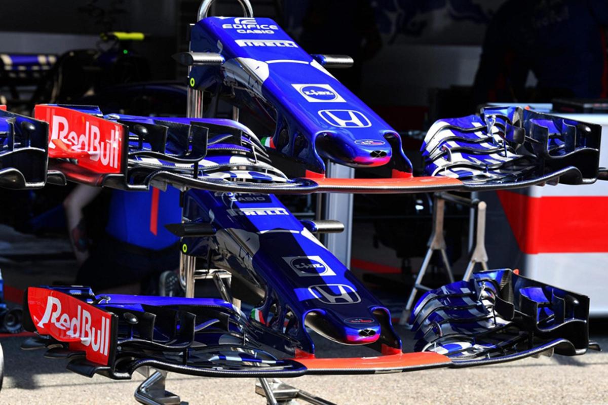 F1 トロロッソ・ホンダ ドイツGP