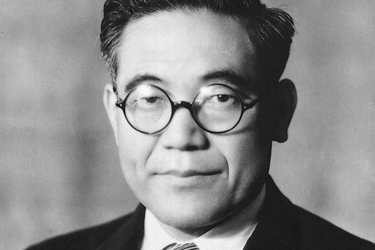 トヨタ自動車 豊田喜一郎