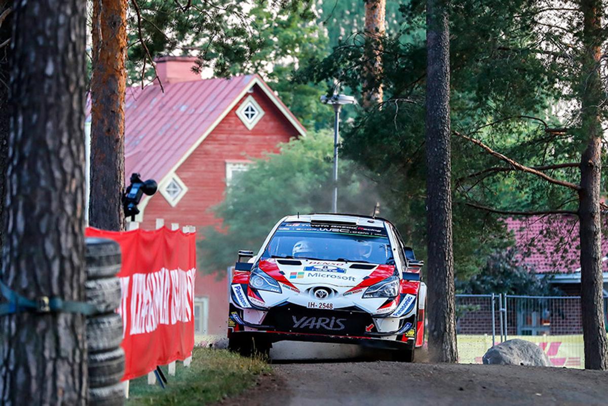 世界ラリー選手権 ラリー・フィンランド