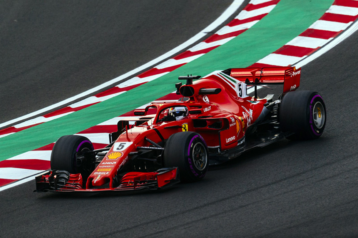 F1 ハンガリーGP フリー走行3回目