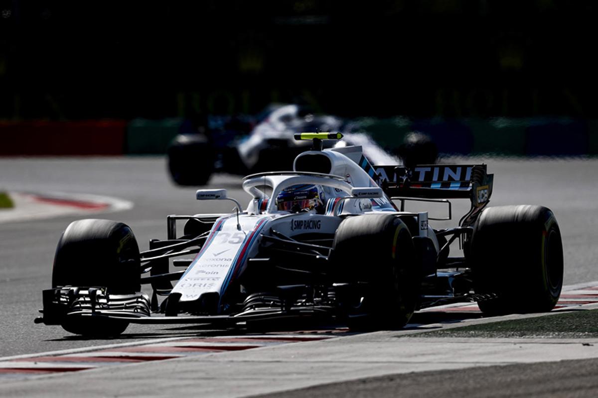 F1 ウィリアムズ ハンガリーGP