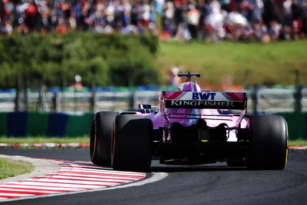 F1 フォース・インディア