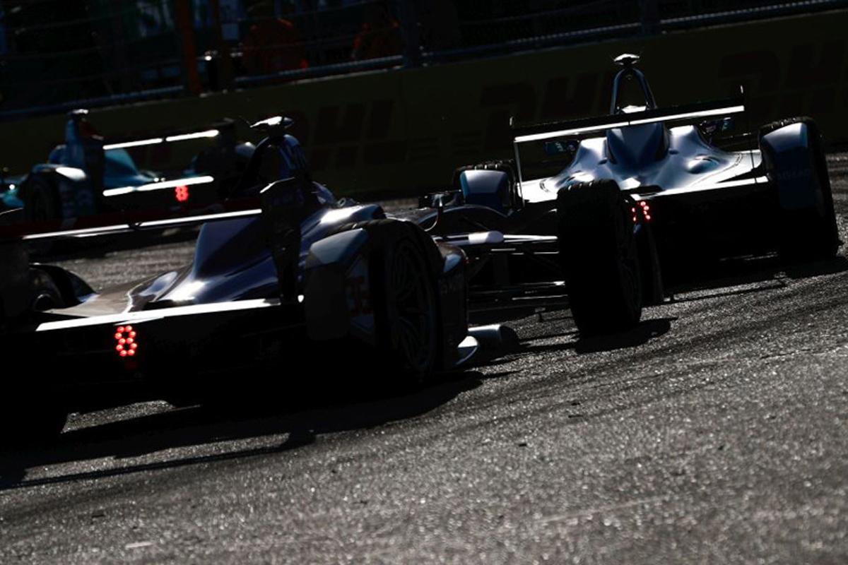 F1 電気自動車