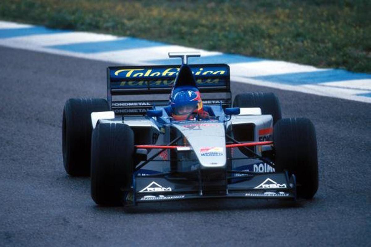 ミナルディ M01 (1999年)   フェルナンド・アロンソ 歴代F1マシン