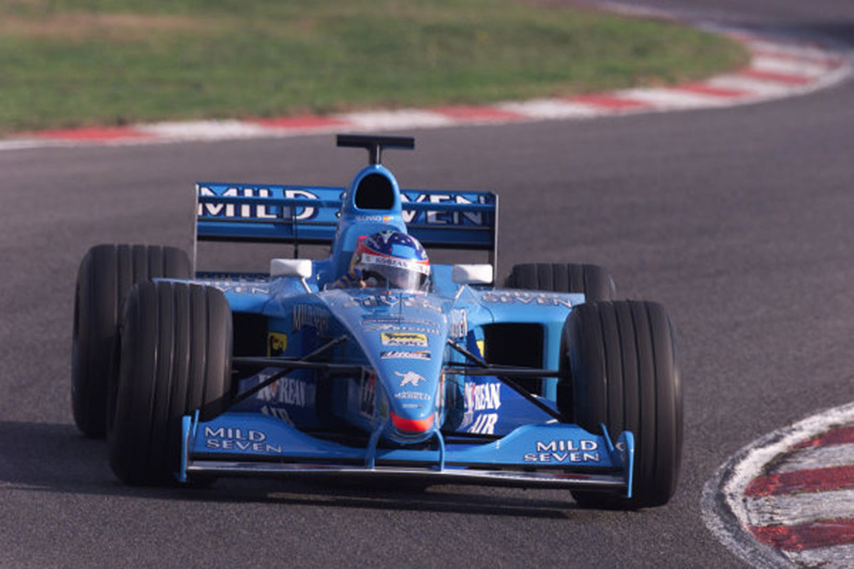 ベネトン B200 (2000年) | フェルナンド・アロンソ 歴代F1マシン