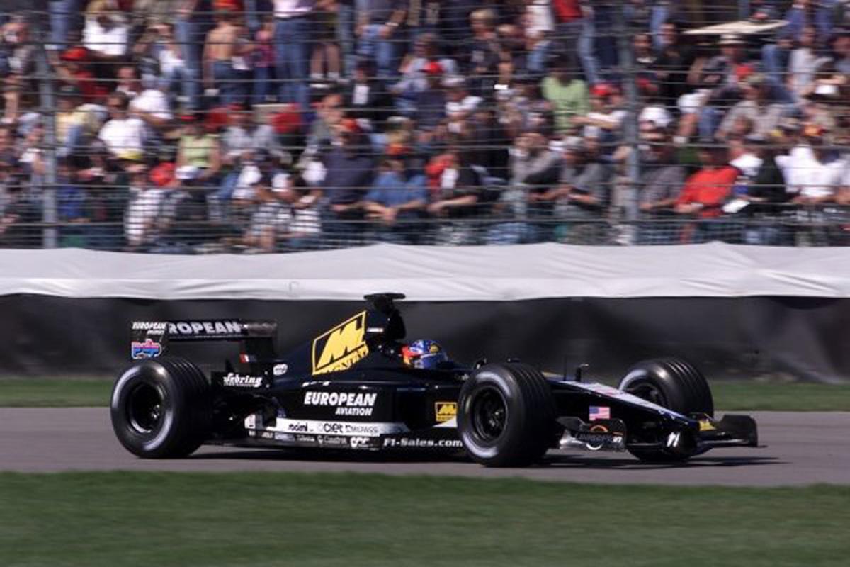 ミナルディ PS01 (2001年)② | フェルナンド・アロンソ 歴代F1マシン