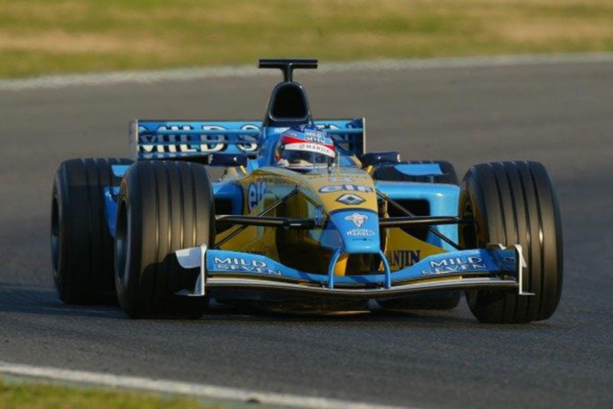 ルノー R202 (2002年) | フェルナンド・アロンソ 歴代F1マシン