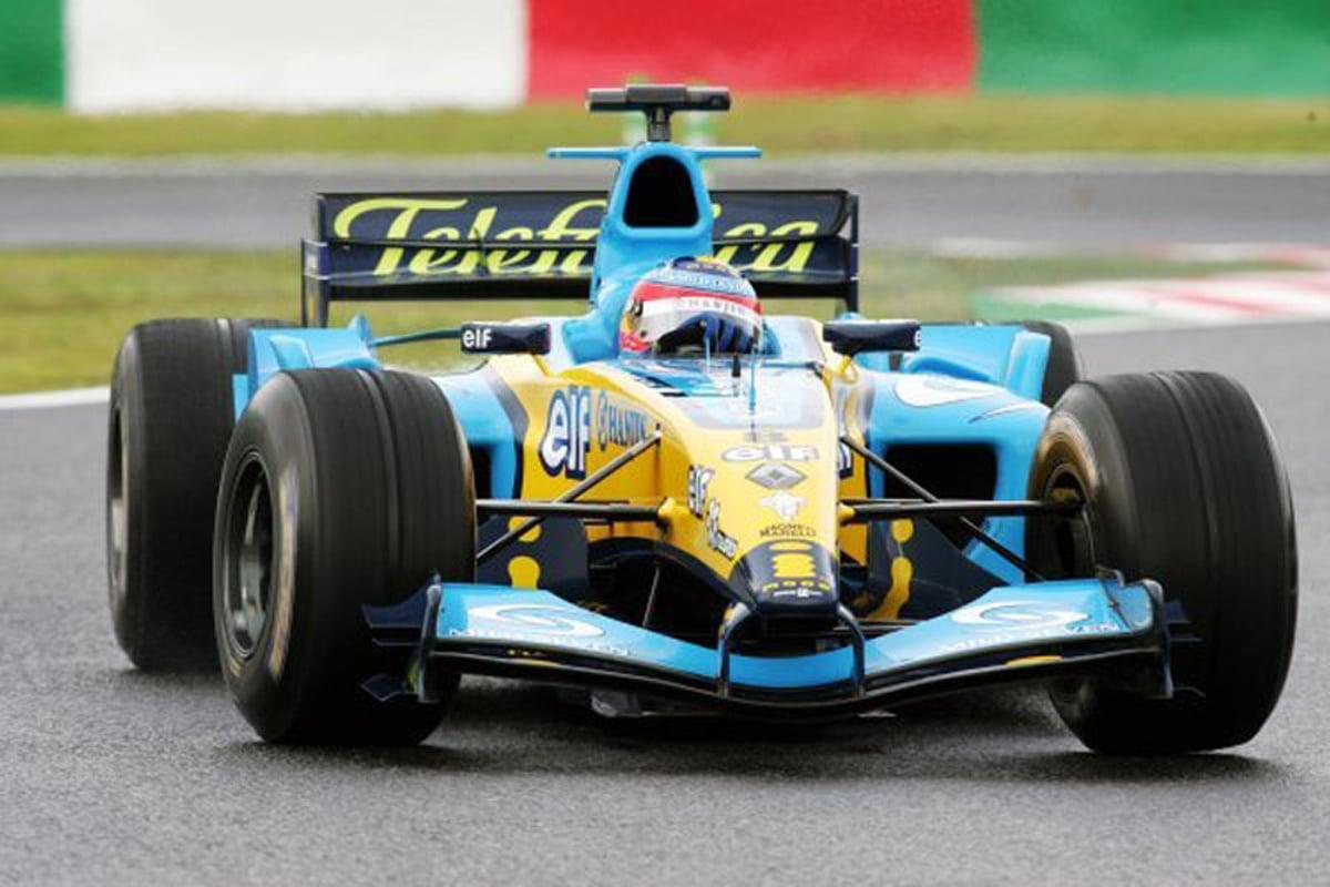 ルノー R24 (2004年) | フェルナンド・アロンソ 歴代F1マシン