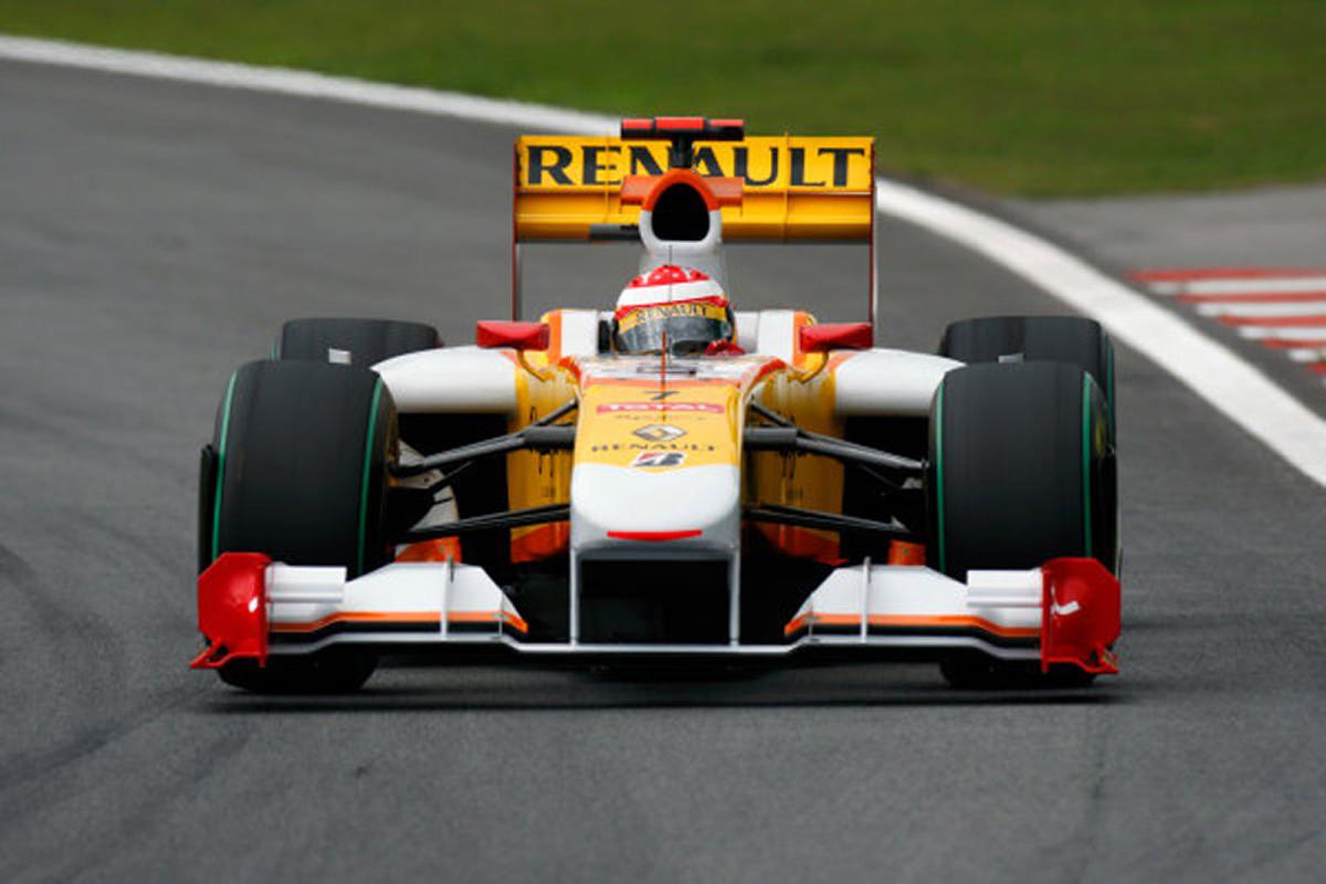 ルノー R29(2009年) | フェルナンド・アロンソ 歴代F1マシン