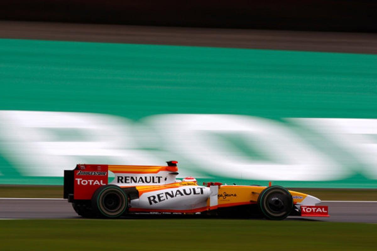 ルノー R29(2009年)② | フェルナンド・アロンソ 歴代F1マシン