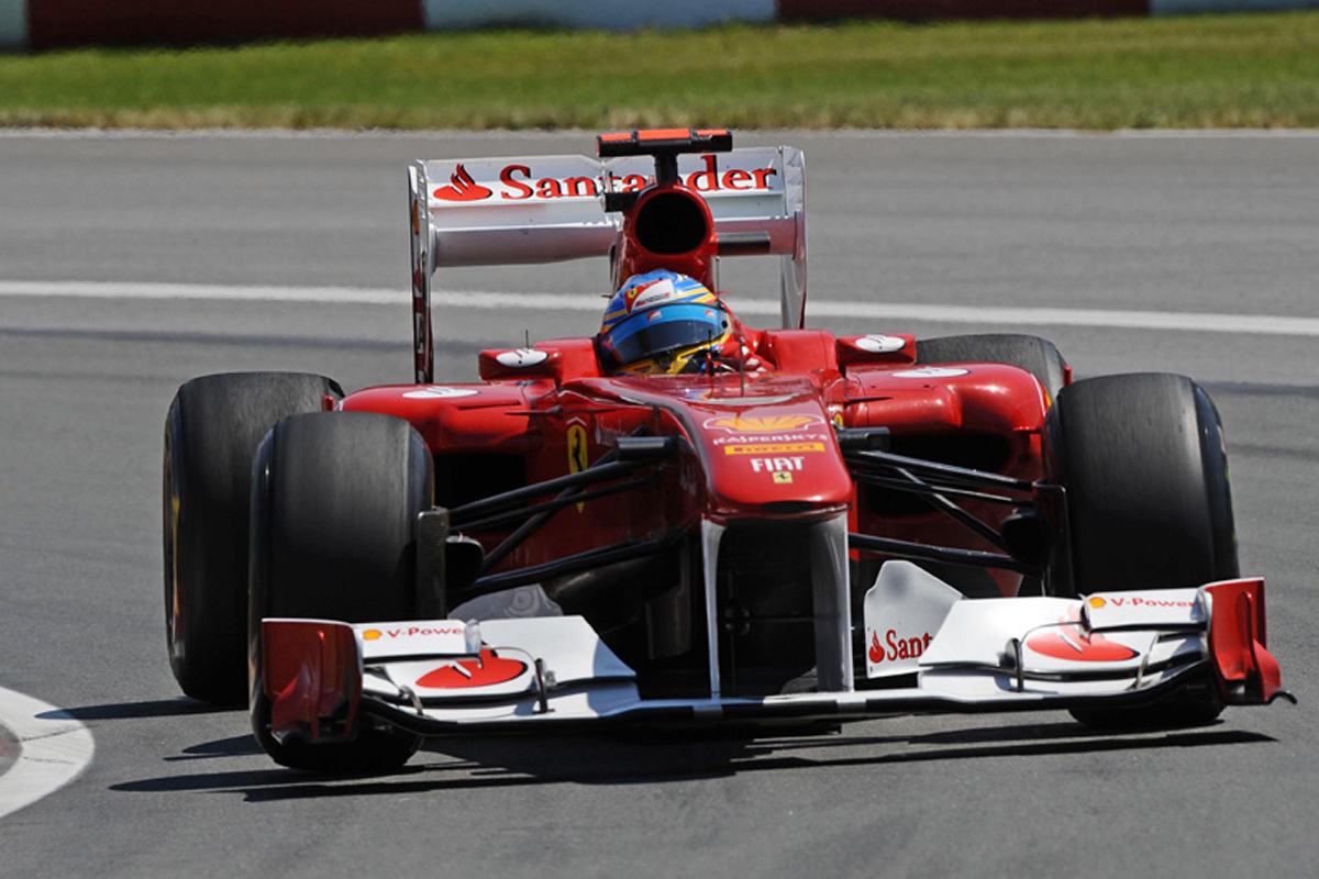 フェラーリ 150°イタリア (2011年) | フェルナンド・アロンソ 歴代F1マシン