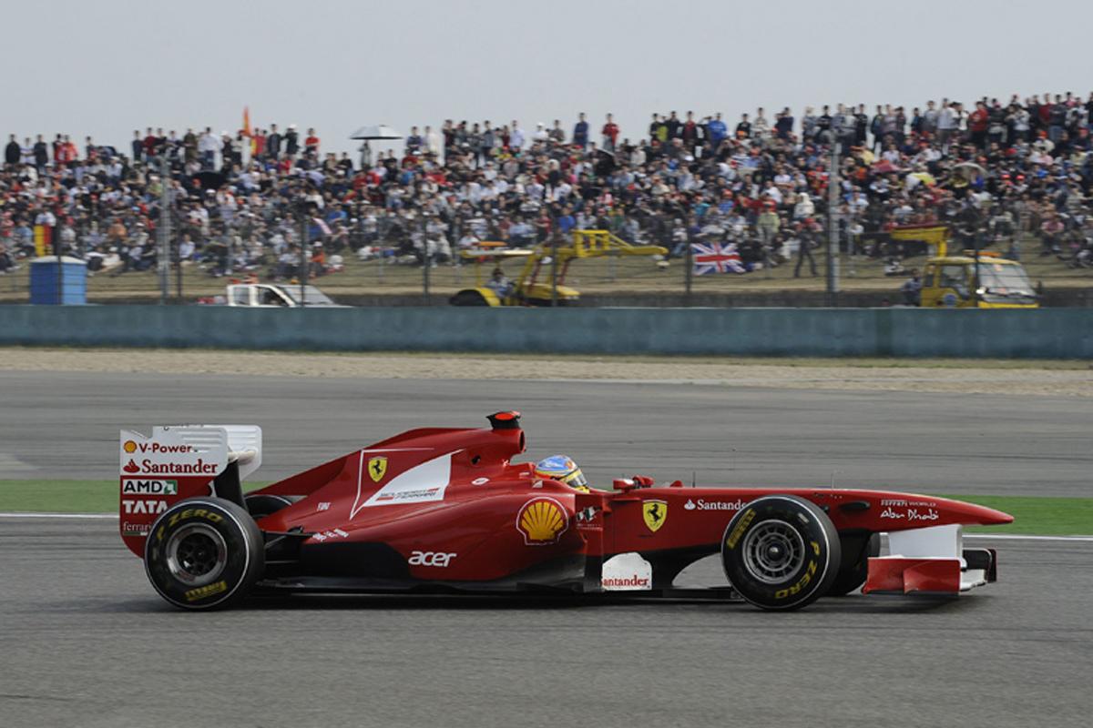 フェラーリ 150°イタリア (2011年)② | フェルナンド・アロンソ 歴代F1マシン