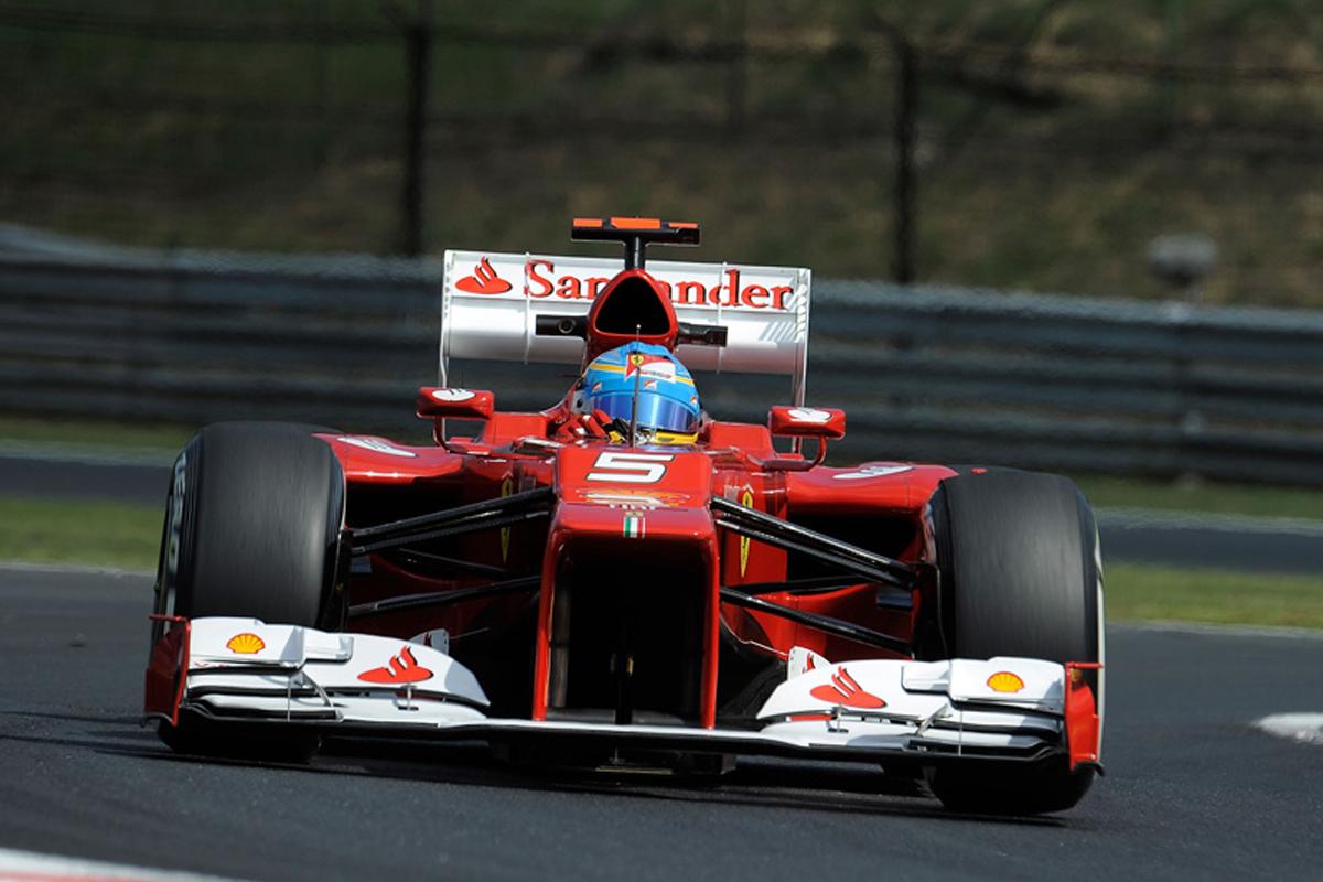 フェラーリ F2012 (2012年) | フェルナンド・アロンソ 歴代F1マシン
