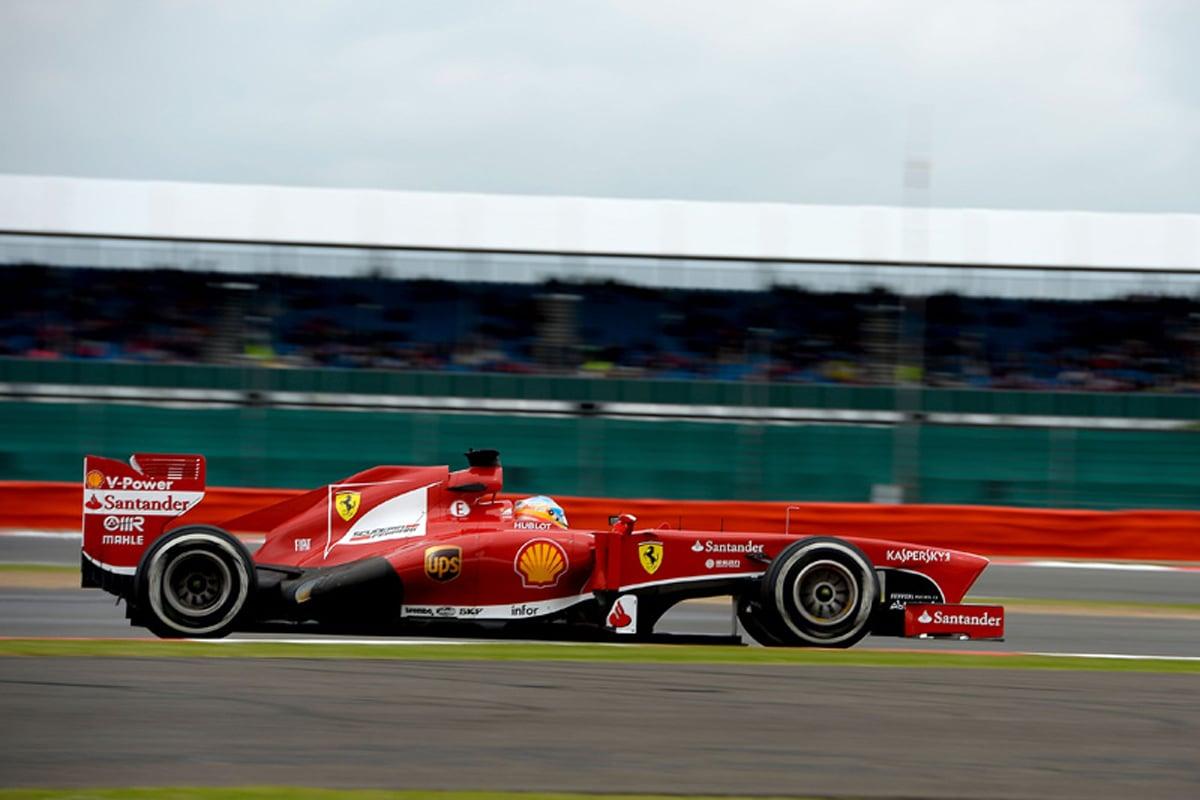 フェラーリ F138 (2013年)② | フェルナンド・アロンソ 歴代F1マシン