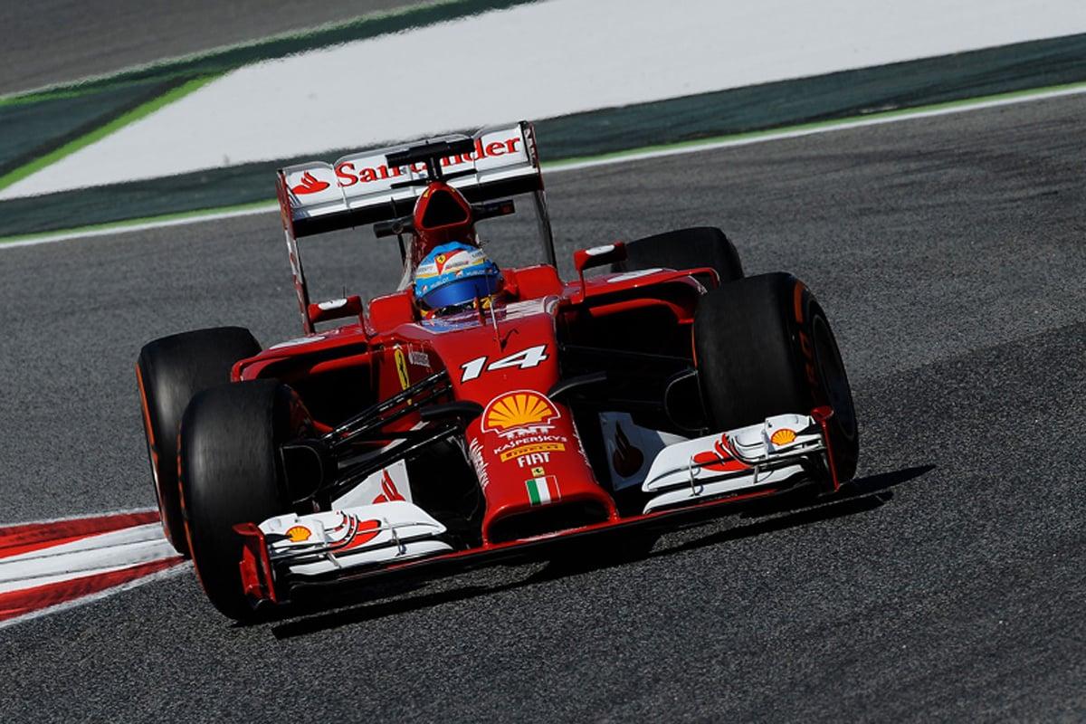 フェラーリ F14T (2014年) | フェルナンド・アロンソ 歴代F1マシン
