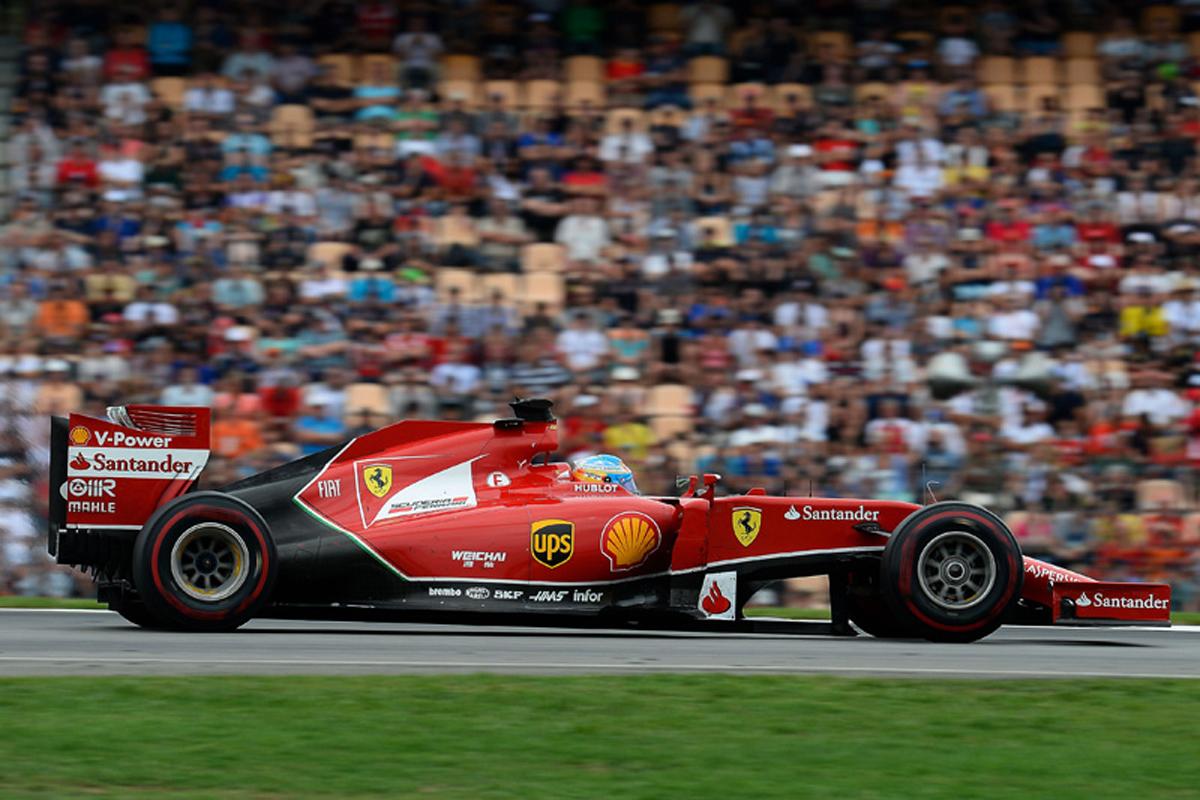 フェラーリ F14T (2014年)② | フェルナンド・アロンソ 歴代F1マシン