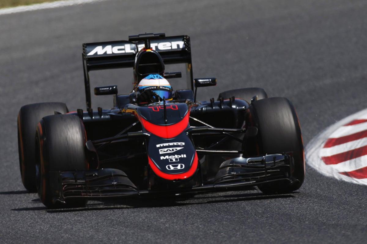 マクラーレン・ホンダ MP4-30 (2015年) | フェルナンド・アロンソ 歴代F1マシン