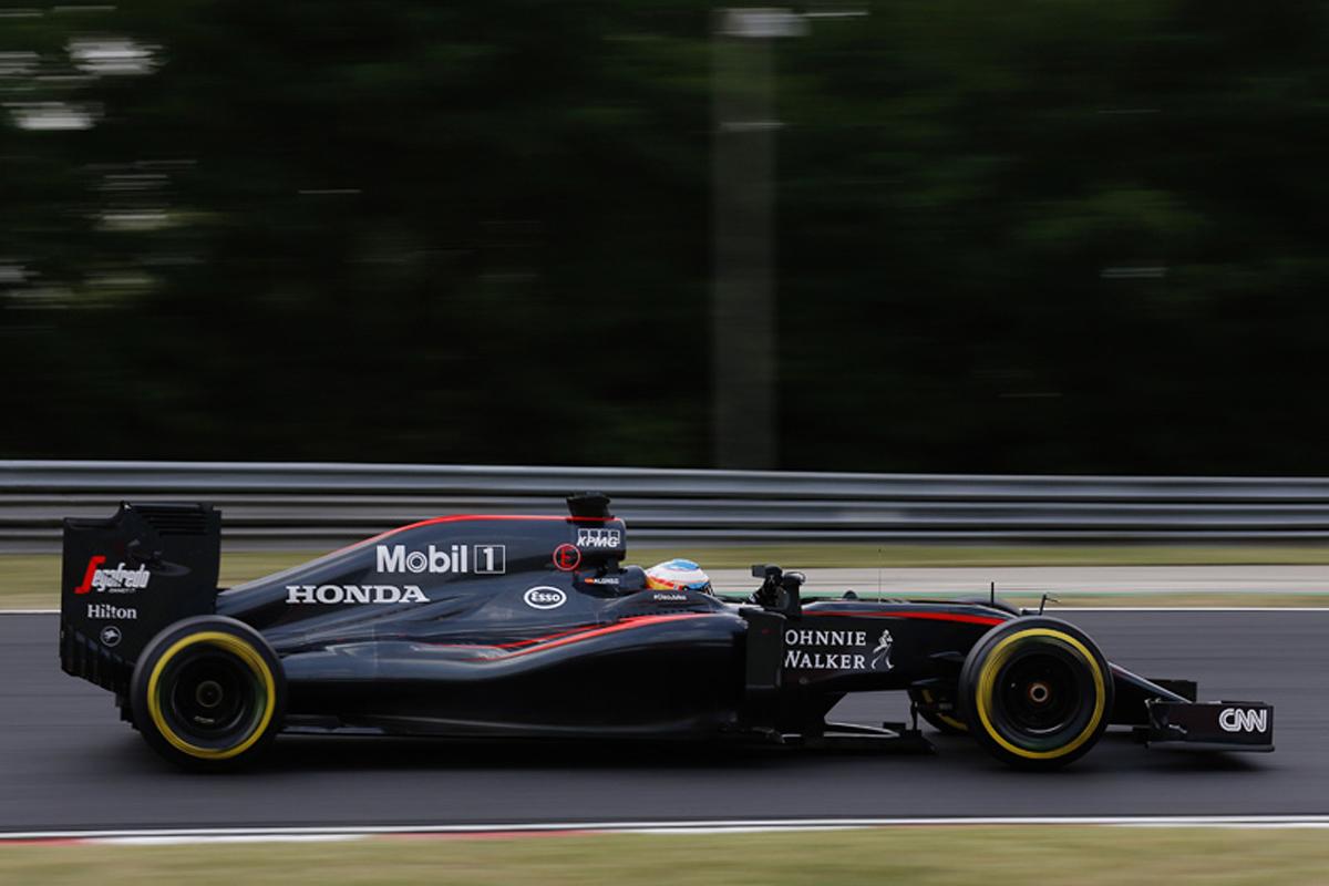 マクラーレン・ホンダ MP4-30 (2015年)② | フェルナンド・アロンソ 歴代F1マシン