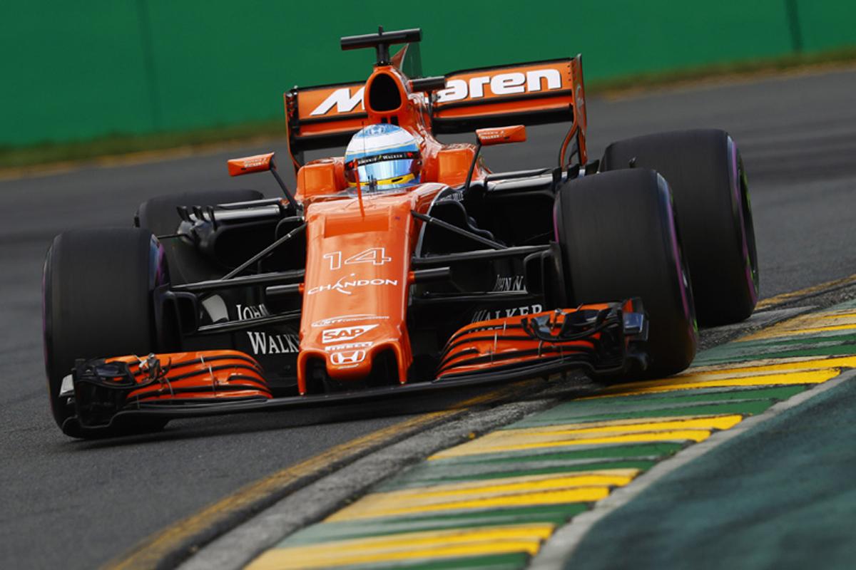 マクラーレン・ホンダ MCL32 (2017年) | フェルナンド・アロンソ 歴代F1マシン