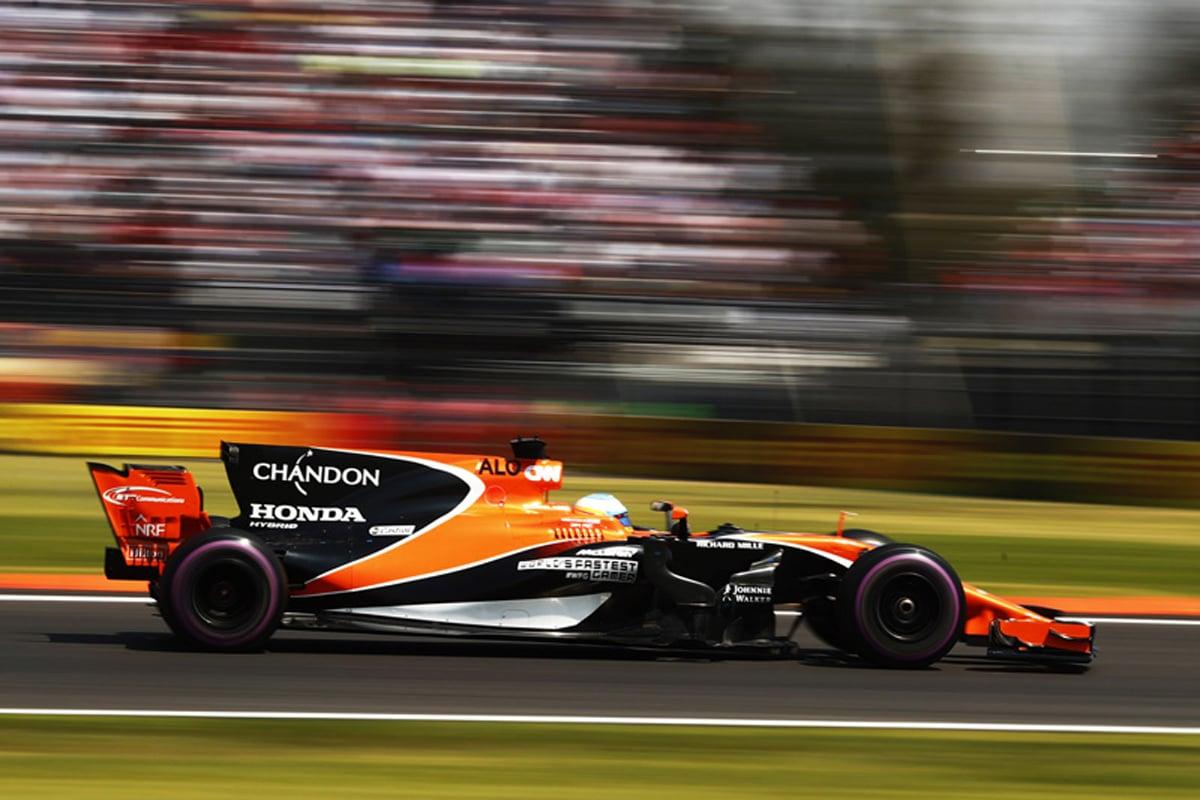 マクラーレン・ホンダ MCL32 (2017年)② | フェルナンド・アロンソ 歴代F1マシン